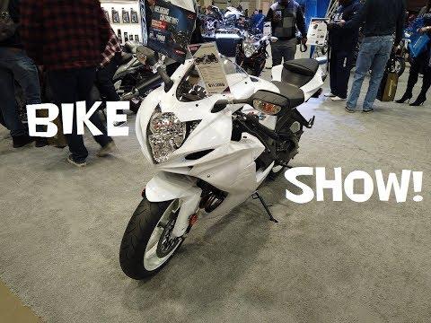 2019 Progressive Insurance Motorcycle Show Washington DC