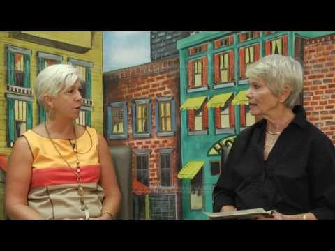 Sunrise Theatre Anne Satterlee & Indian Riverkeeper Marty Baum