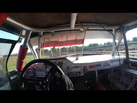 Elana 7/14/17 Hot Laps Rapid Speedway