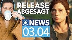 Last of Us 2 fast fertig, trotzdem kein Release - News