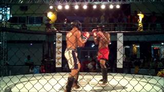 Lucas Bispo - Four Fight K1 Amador