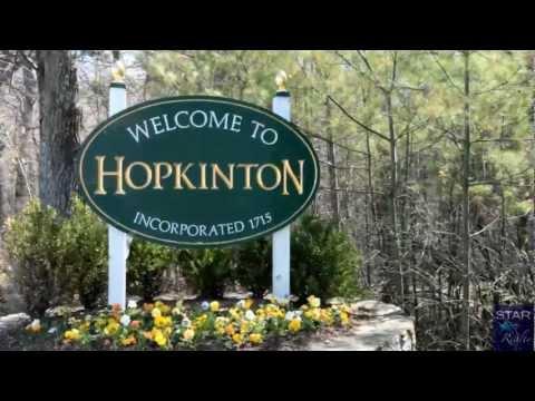 Community Video Tour of Hopkinton, Massachusetts