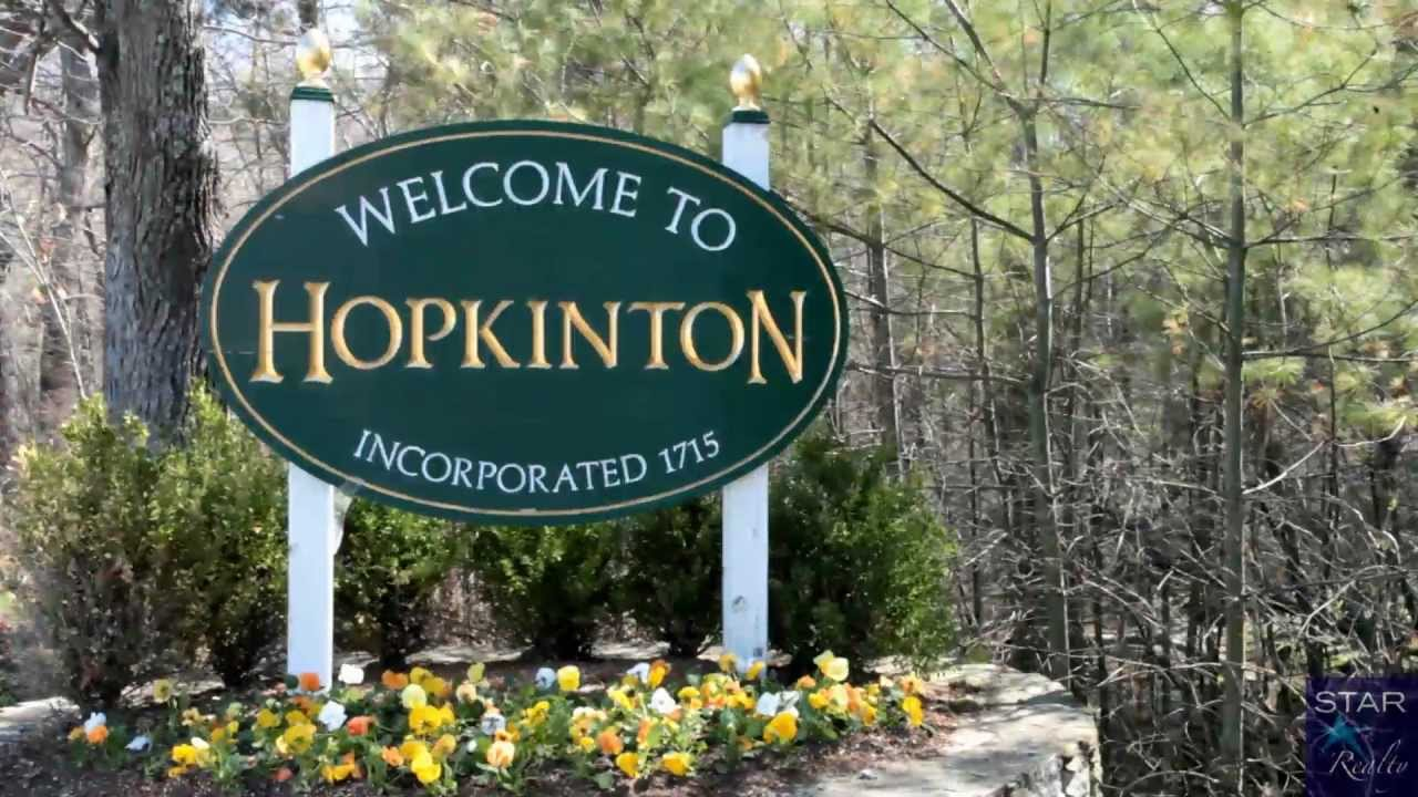 Community Video Tour of Hopkinton, Massachusetts - YouTube
