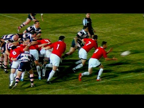 World Rugby Classic 2012: Canada vs Classic Lions (1st Half)