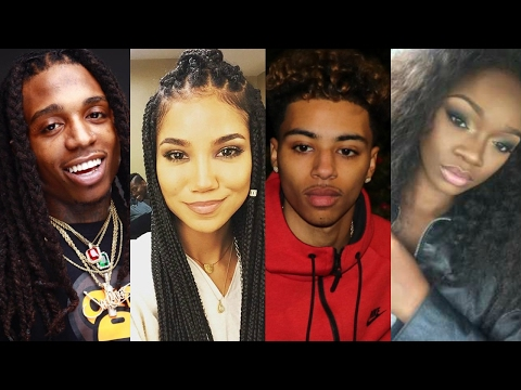 2 Hours Of Lucas Coly, Jhene,  Sonta, Jacquees