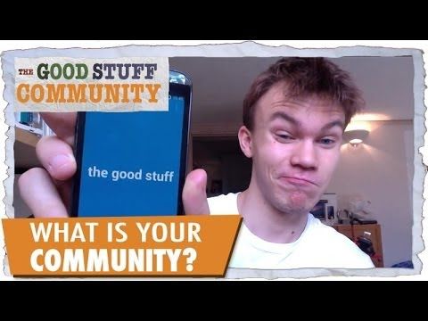 What is Your Community?