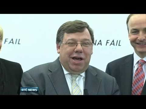 The morning after the night before: Brian Cowen's Morning Ireland interview