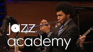 Essentially Ellington 2015: Dillard Center for the Arts Jazz Ensemble- COTTON CLUB STOMP