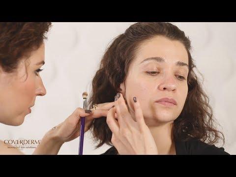 Как замаскировать купероз на лице