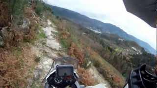 In Dust We Trust - Yamaha XT660Z Offroad