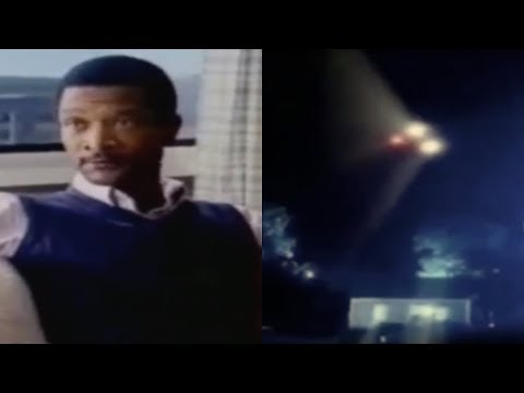 Robert Matthews UFO Encounter & Alien Abduction Incident with Missing Time in 1966 - FindingUFO