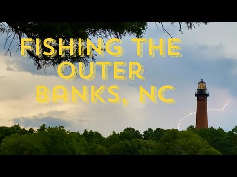 Fishing The Outer Banks