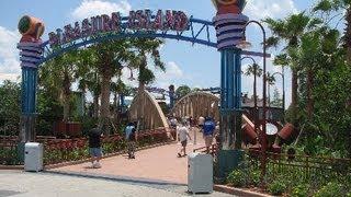 Walt Disney World Downtown Disney Pleasure Island HD 2012 Florida