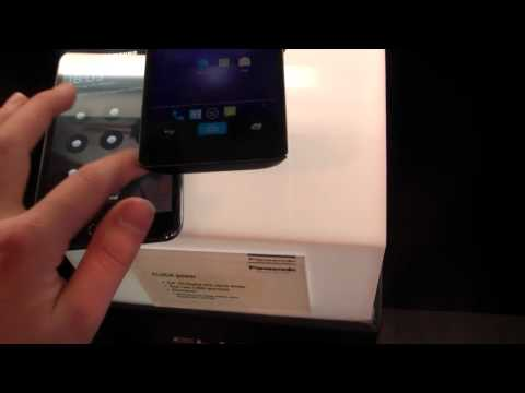 Panasonic Eluga Power vs. Samsung Galaxy Note Comparison at MWC 2012