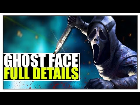 EVERYTHING You Need to Know About GHOST FACE | Release Date, Power, and More! | Dead by Daylight