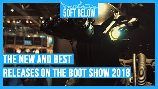 Best New Scuba Gear for 2018 | Boot Scuba Show 2018