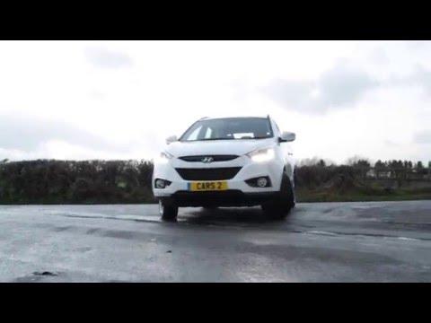 New Hyundai Tucson 2016 versus the IX35