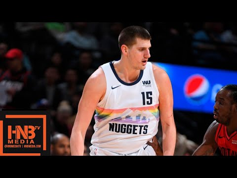 Denver Nuggets vs Portland Trail Blazers Full Game Highlights | 01/13/2019 NBA Season