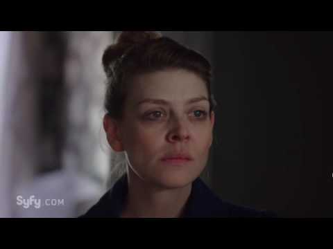 AMBER BENSON in THE CROOKED MAN