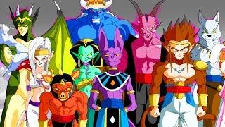 ALLE 12 Götter der Zerstörung GEZEIGT! - NEUER DRAGONBALL SUPER TRAILER | Universe Survival Arc thumbnail