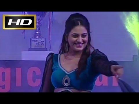 Aksha   Dance Performance   @ TSR's CCC Curtain Raiser