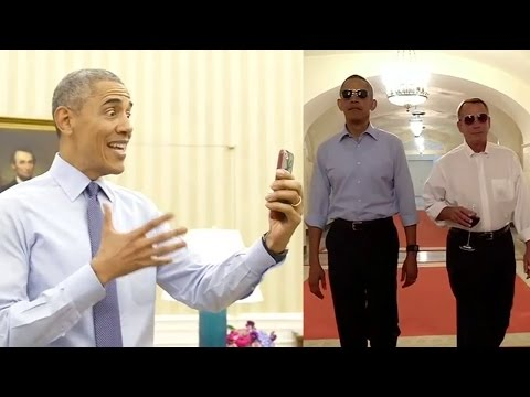 Epic spoof video showcases Barack Obama's plans after Presidency