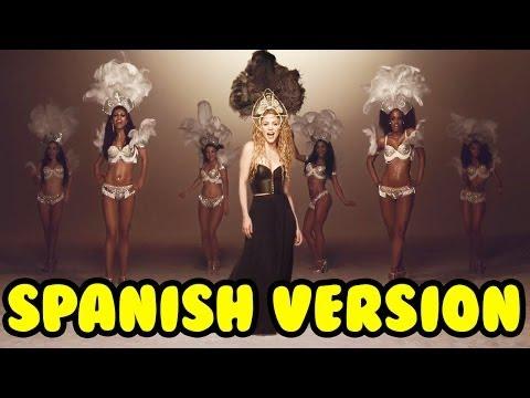 ★【Shakira - La La La (Brazil 2014)】★ Spanish Version ★【U.S.A】★