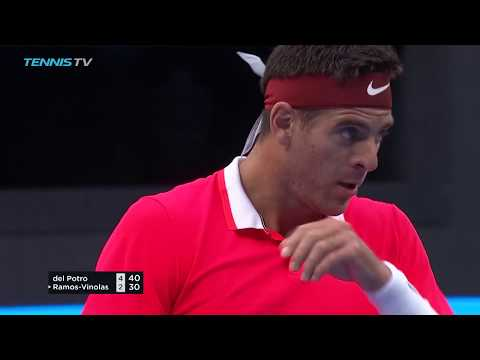 Highlights: Del Potro, Zverev Advance On Tuesday In Beijing 2018