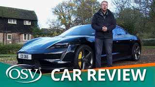 Porsche Taycan In-Depth Review - The ULTIMATE Electric Sports Car ⚡️