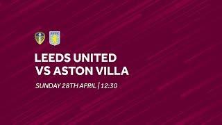 Leeds United 1-1 Aston Villa | Extended highlights
