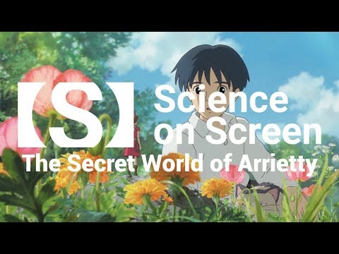 Creating Worlds: The Science of Scale in Animated Films