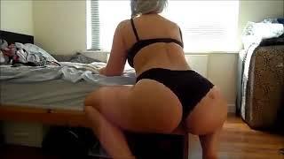 Thick PAWG Twerking Fat Ass