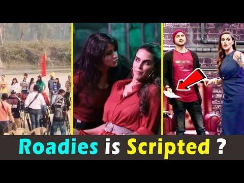 Roadies Is Scripted Or Not