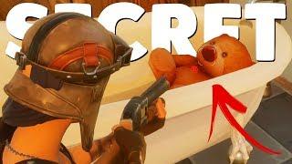 HIDDEN SECRET TEDDY BEARS | Fortnite Battle Royale