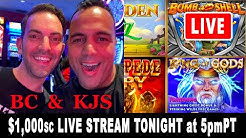 🔴 LIVE SLOTS 🎰 Brian & King Jason Slots 💰 Online Slot Play on Social Casino 💁‍♂️ BCSlots