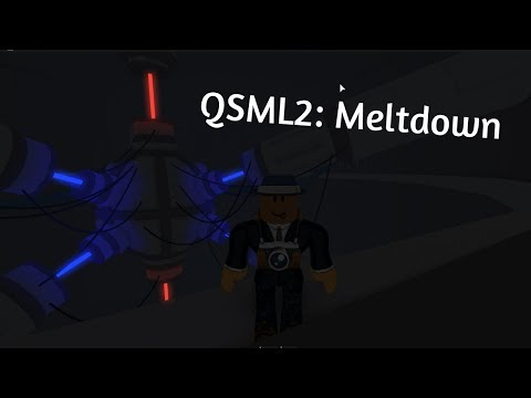 Quantum Science Multipurpose Labs 2 (Meltdown!)
