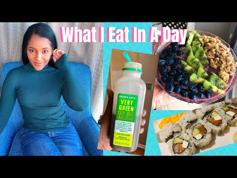 What I Eat In a Day | How I Lost 20 Pounds!