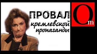 Если брызнуть правдой на кремлевскую нечисть