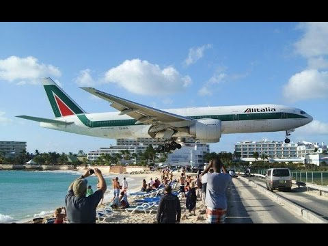 Top 10 Most Dangerous Airports in the World