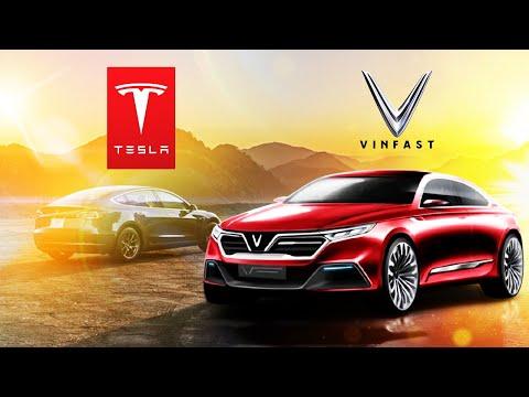 VinFast & Tesla Sẽ Giúp Tăng Tốc Ngành Xe Điện Đông Nam Á?