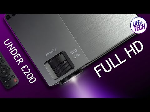 The BEST Full HD Projector Under £200! | Vankyo V600 Projector Review
