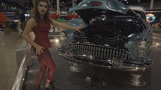 1953 BUICK Skylark - LOOK AT THE INCREDIBLE QUALITY HERE