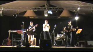 NUVOLE BASSE - IO VOGLIO VIVERE Nomadi cover band (live)