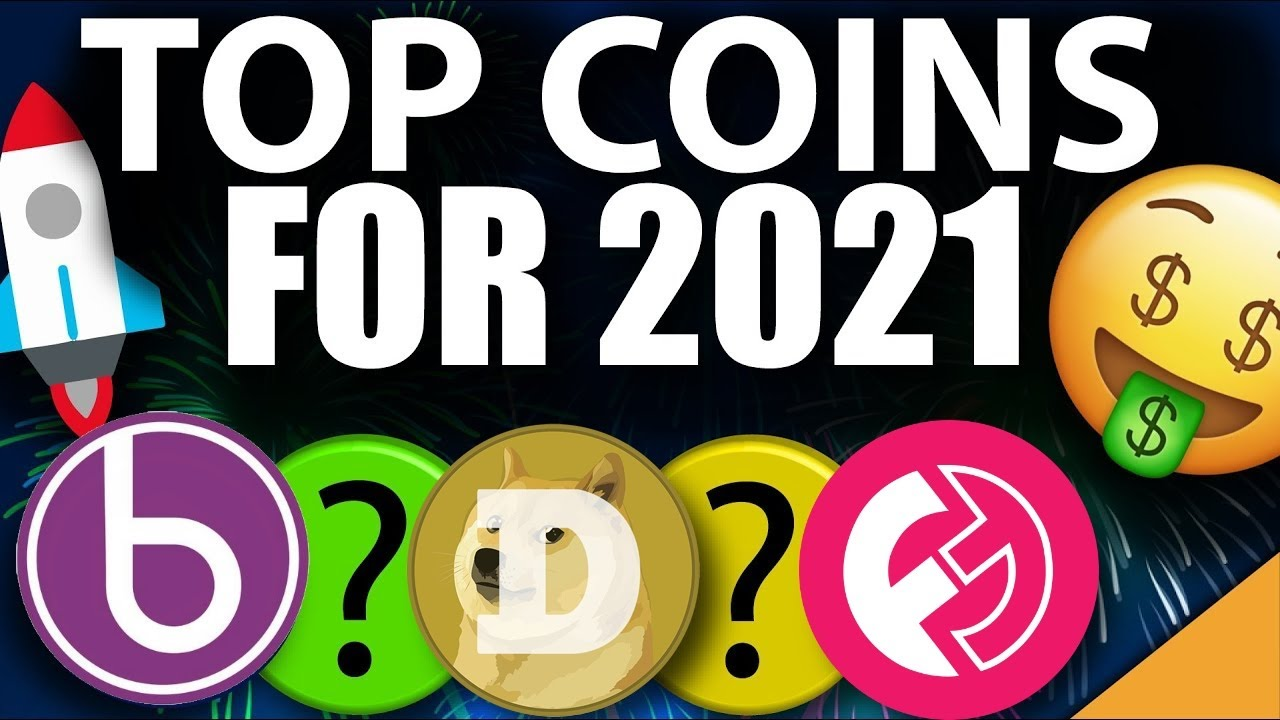 TOP 3 Cryptocurrency in 2021 FunFair • DogeCoin • Bankroll Flow 💰♻️📈