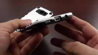 ОБЗОР: Противоударный Чехол-Накладка для Samsung Galaxy S7 Edge / S7 Edge Duos SM-G935F с Подставкой