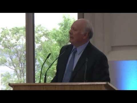 Melaleuca CEO Frank VanderSloot speaks at Idaho State University