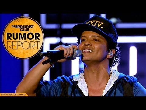 Bruno Mars Donates $1 Million To Flint Michigan