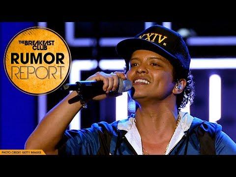 Bruno Mars Donates $1 Million To Flint Michigan