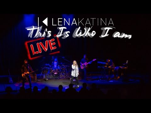 LENA KATINA THIS IS WHO I AM LIVE IN ROME 14-11-14 [HQ]