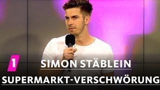 Simon Stäblein: Supermarkt-Verschwörung